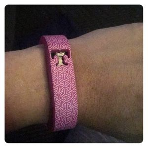 Tory Burch Fitbit Cover and Fitbit